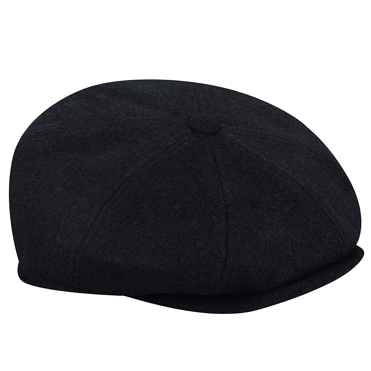 Bailey Gorra Newsboy Springfield Grafito - L: Amazon.es: Ropa y ...