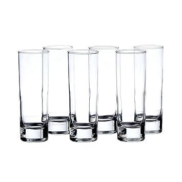 12 Islande agua/bebidas vasos, Arcoroc (6): Amazon.es: Hogar