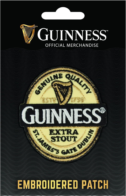 Guinness bestickter Irlandese toppa patch