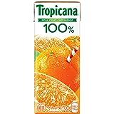 トロピカーナ 100% オレンジ 250ml×24本