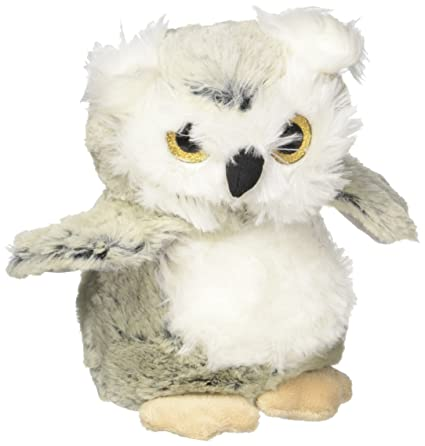 Amazon Com Fiesta Toys Cute Bird Plush 7 Owl Toys Games