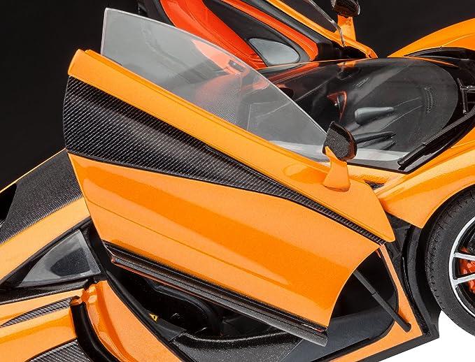Revell MC Laren Maqueta McLaren 570S, Kit Modelo, Escala 1:24 (07051), 19,0 cm de Largo (: Amazon.es: Juguetes y juegos