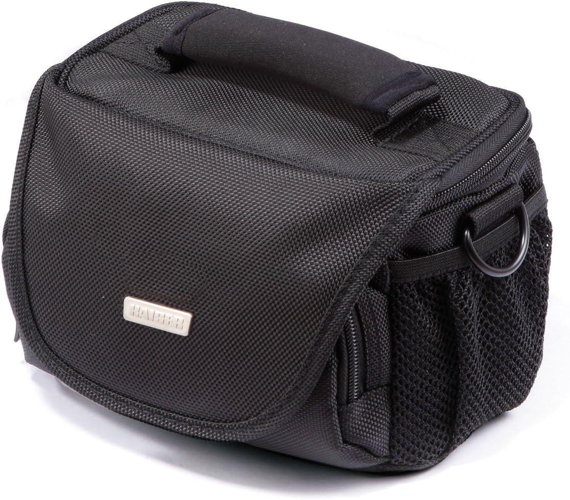 Kamerataschen//-Koffer Holster, Universal, Schultergurt, Schwarz Kaiser 8826 Kameratasche//-Koffer Holster Schwarz