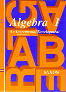 Calculus with trigonometry and analytic geometry john saxon frank algebra 1 an incremental development 3rd edition saxon algebra 1 fandeluxe Image collections