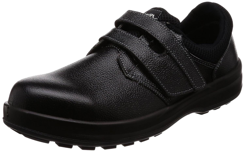 シモン 安全靴 短靴 JIS規格 耐滑 快適 軽快 WS18黒