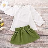 Treafor Baby Girl Deer Outfit | Toddler Girls