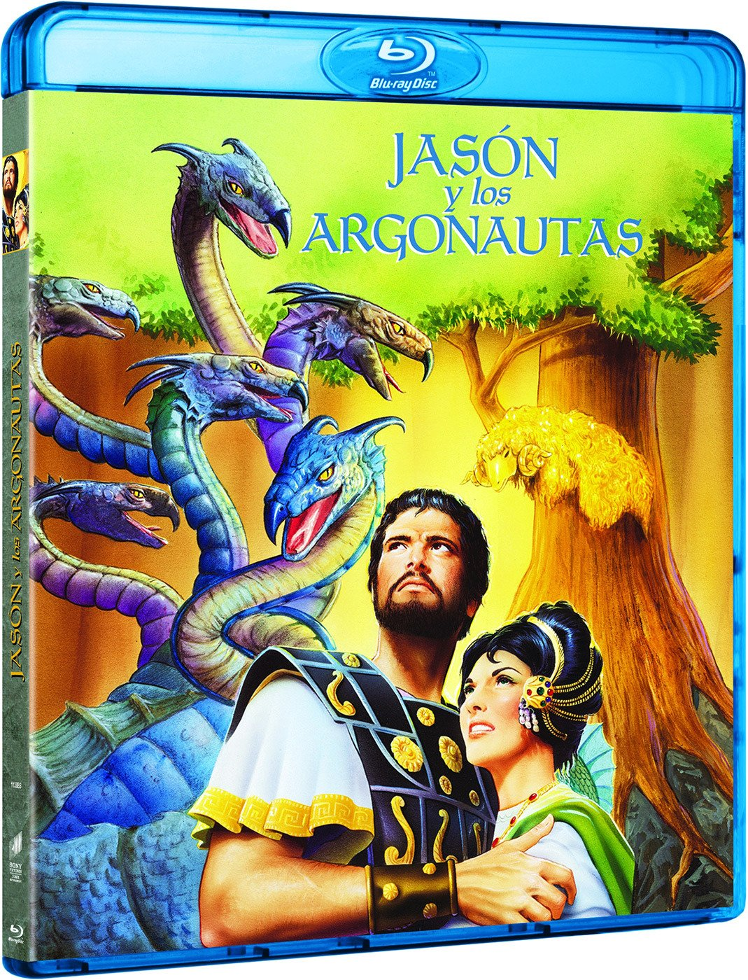 Jason Y Los Argonautas Blu Ray Amazon Es Todd Armstrong Nancy Kovack Don Chaffey Todd Armstrong Nancy Kovack Cine Y Series Tv