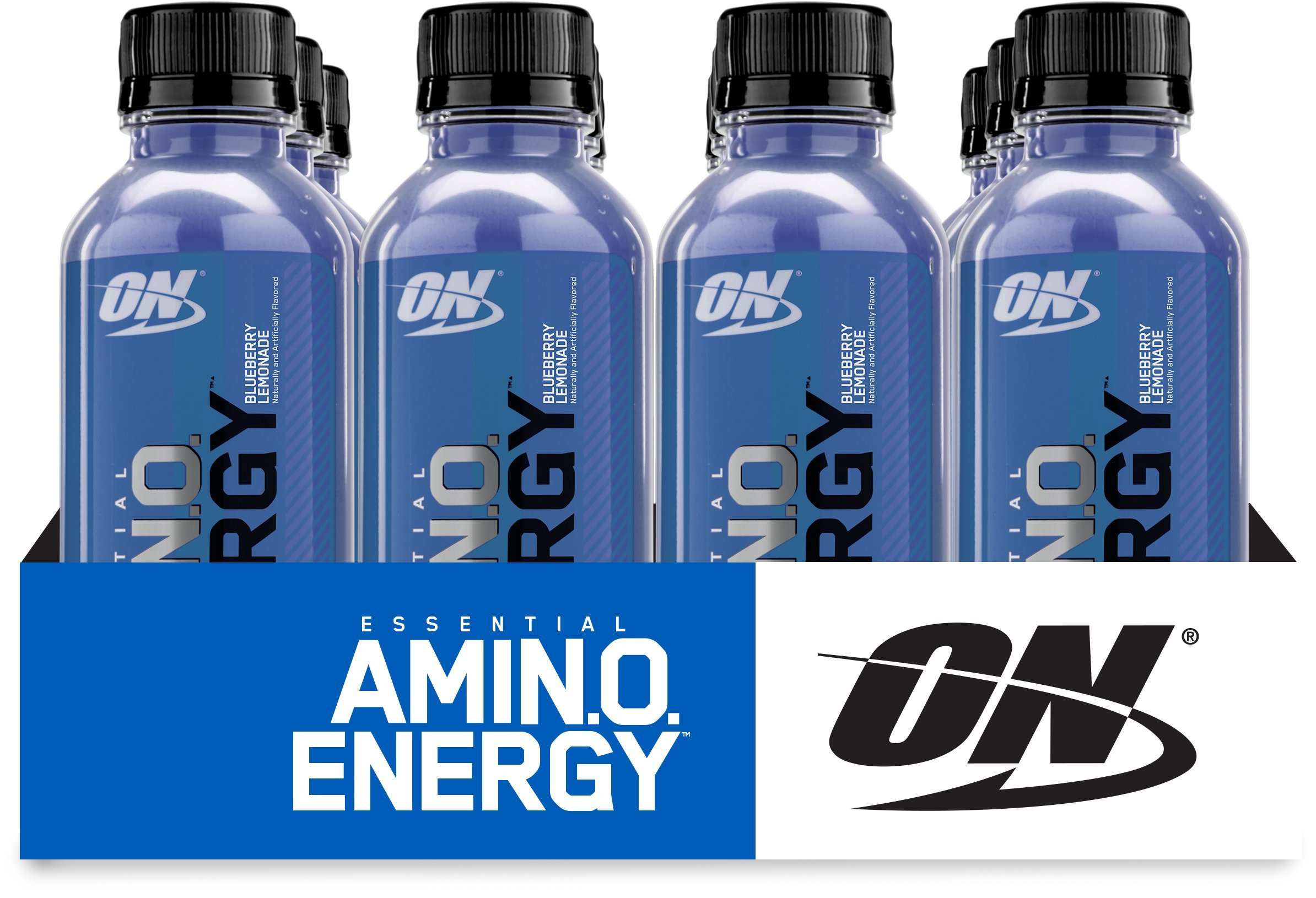 Amazon.com: Optimum Nutrition Amino Energy Ready-To-Drink, Watermelon Wave, Preworkout and