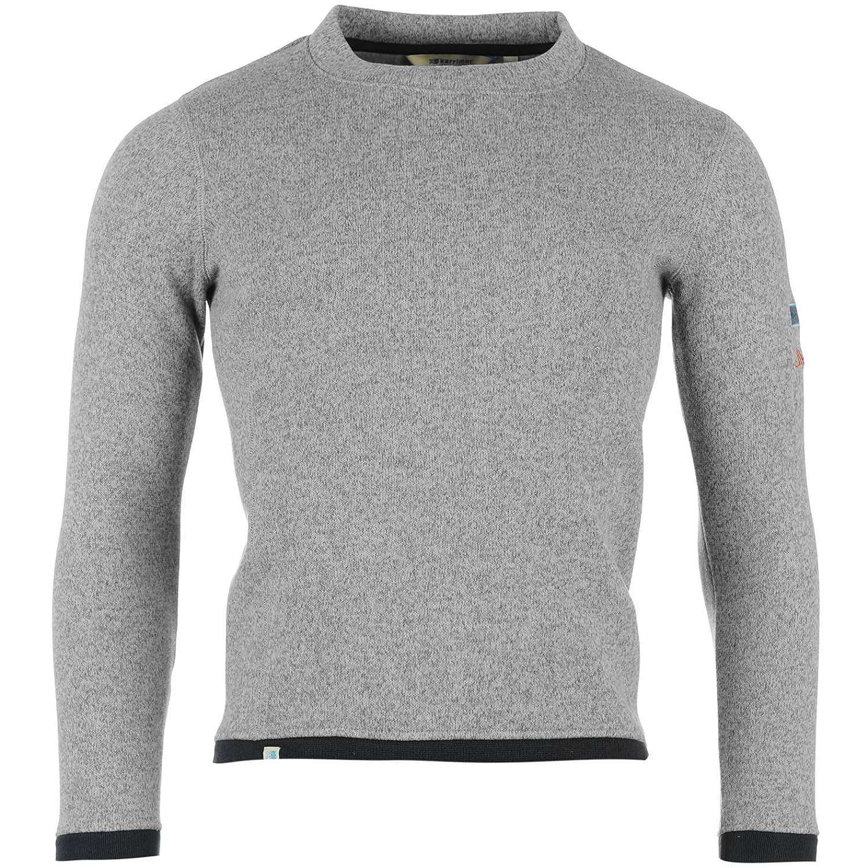 Karrimor Mens Journey Crew Sweater Long Sleeve Jumper Pullover Top Clothing Wear