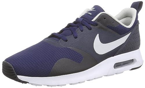 Nike Hombre, Air Max Tavas Zapatillas de running, Hombre, Nike Azul / Gris cabead