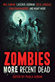 Zombies: More Recent Dead (English Edition)