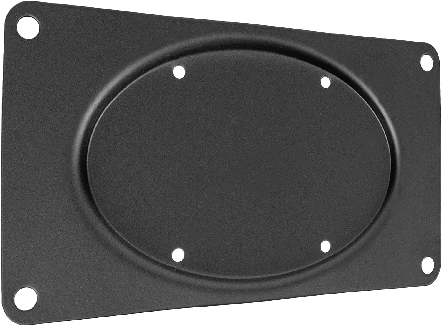 VIVO Steel VESA Monitor Mount Adapter Plate for Monitor Screens up to 43 inches, Conversion Kit for VESA 200x100 (MOUNT-AD2X1)