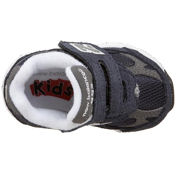 97964a6227378 NEW BALANCE KIDS 993 NAVY BLUE KV993NVI scarpe sneaker unisex bambino  camoscio e tela (EUR 23.5)  Amazon.it  Scarpe e borse