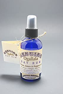product image for Ogallala Bay Rum Spray Cologne Double Strength (Bay Rum& Limes & Peppercorns)