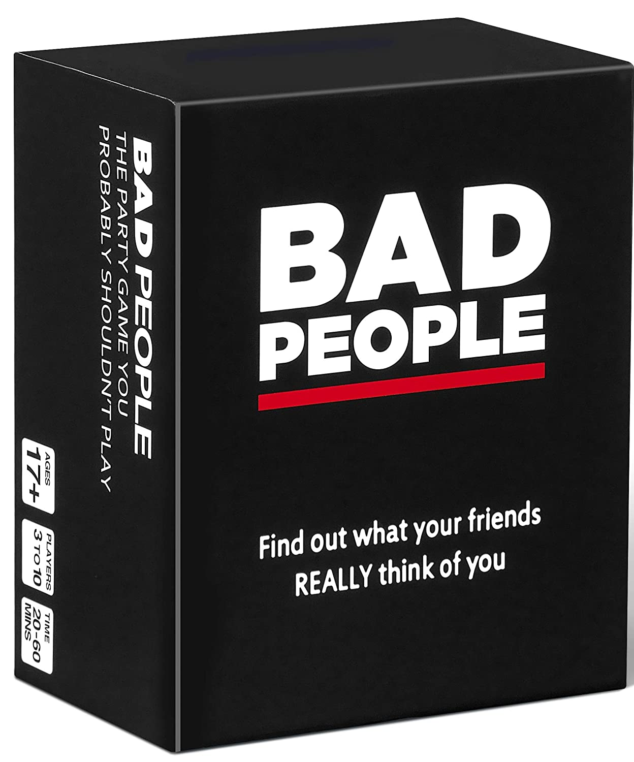 Bad People https://amzn.to/2UocGSI