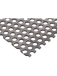 16 gauge perforated stainless steel sheet