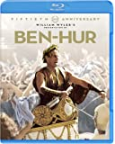 ベン・ハー 製作50周年記念リマスター版(2枚組) [Blu-ray]