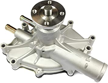 86-92 Lincoln Mark VII 86-90 Town Car w//Small Block V8 5.0L 86-88 Thunderbird OAW F1560 Engine Water Pump for 86-93 Ford Mustang