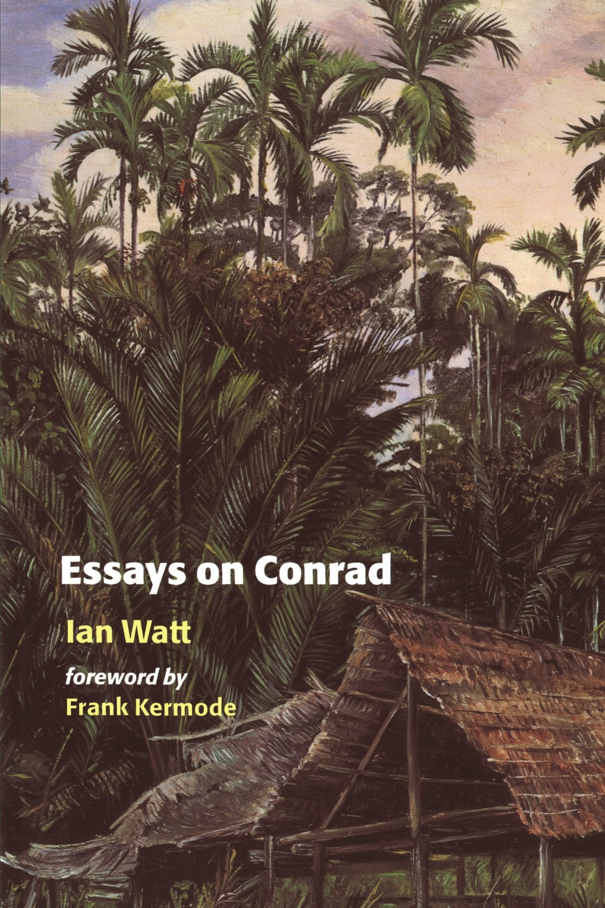 Essays on Conrad pdf