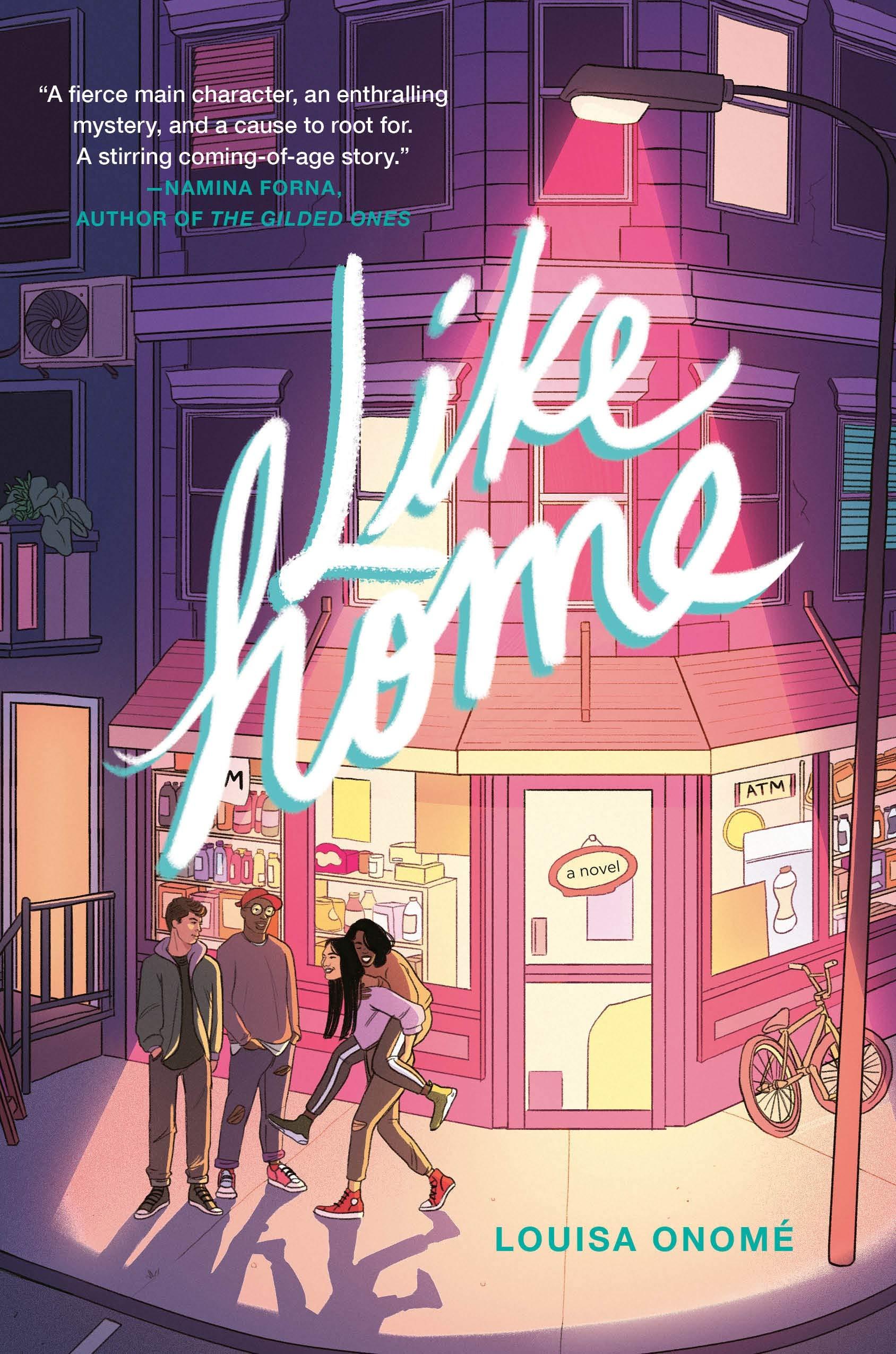Amazon.com: Like Home (9780593172599): Onome, Louisa: Books
