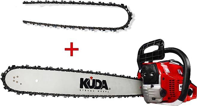 KUDA CN-52 Petrol Chainsaw - Extra-Long Blade