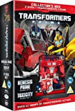 Transformers - Prime: Season Two -Collectors Edition-2 DVDs and Toy [UK Import]