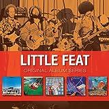 Original Album Series : Little Feat / Sailin' Shoes / Dixie Chicken / Feats Don't Fail Me Now / the Last Record Album (Coffret 5 CD)