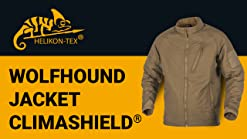 Helikon Hombres Wolfhound Light Insulated Chaqueta Shadow Gris