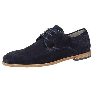Sioux Herren Schnürschuh Banjano 701: : Schuhe