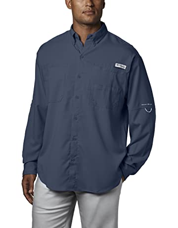 a61522d8 Columbia Men's PFG Tamiami II Long Sleeve Shirt