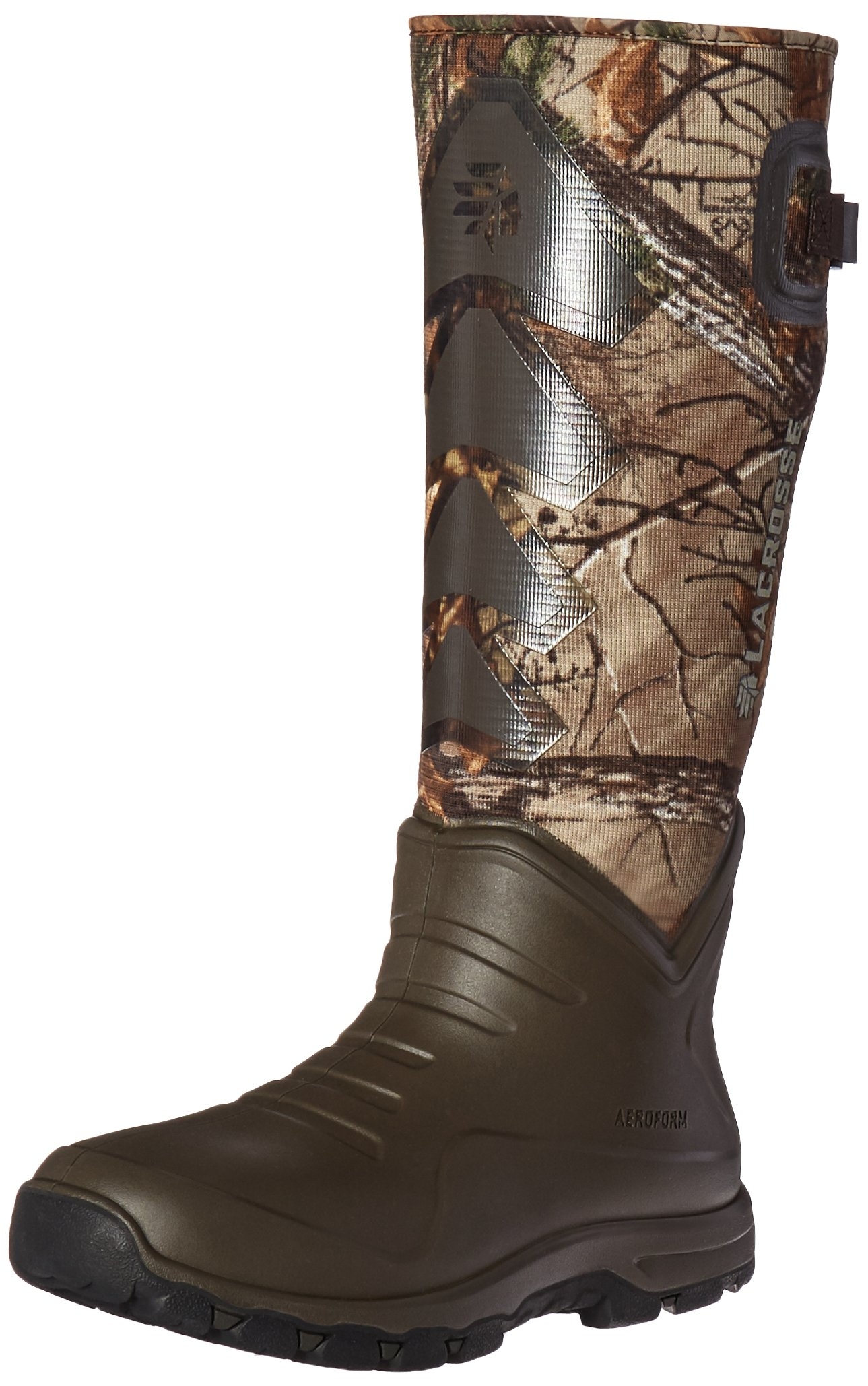 Lacrosse Men's Aerohead Sport 16'' 3.5MM Hunting Shoes, Realtree Extra, 7 M US by Lacrosse (Image #1)