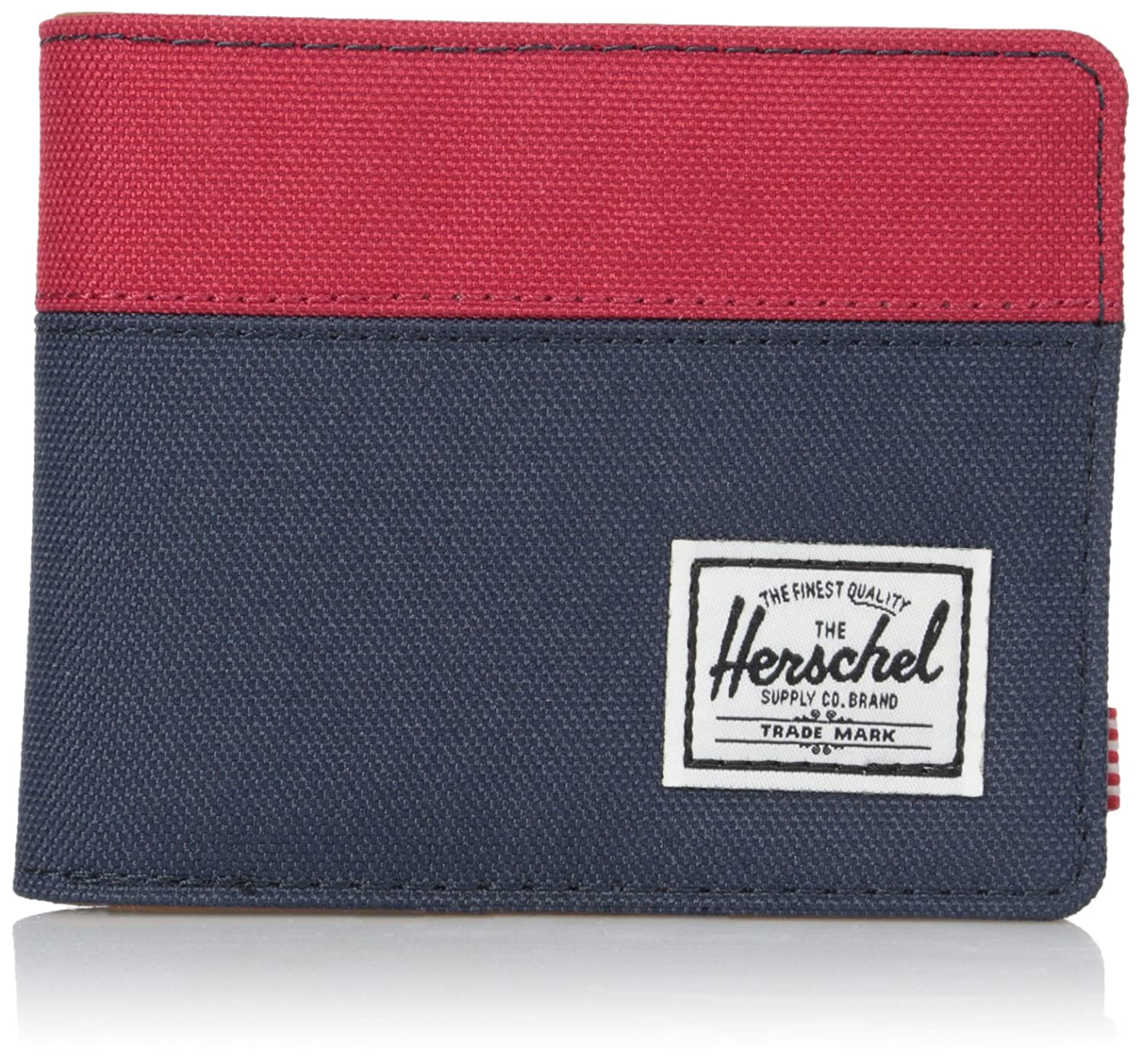 afc52bb2400f Men's Hank RFID Blocking Wallet, Black/Black Synthetic Leather: Herschel  Supply Co: Amazon.ca: Clothing & Accessories