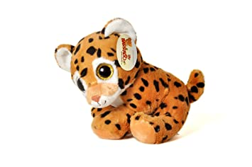 Fieras - Peluches Leopardo 30cm - Calidad super soft