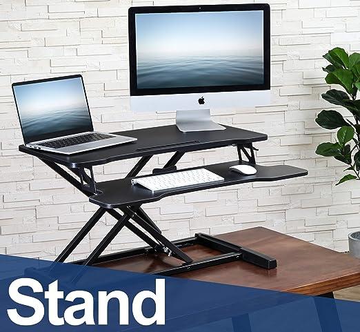 Amazon.com: Escritorio de pie: Office Products