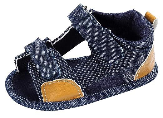 Sandale Feoya Plage Né Velcro Bébé Nouveau De En Chaussures SUzpMV