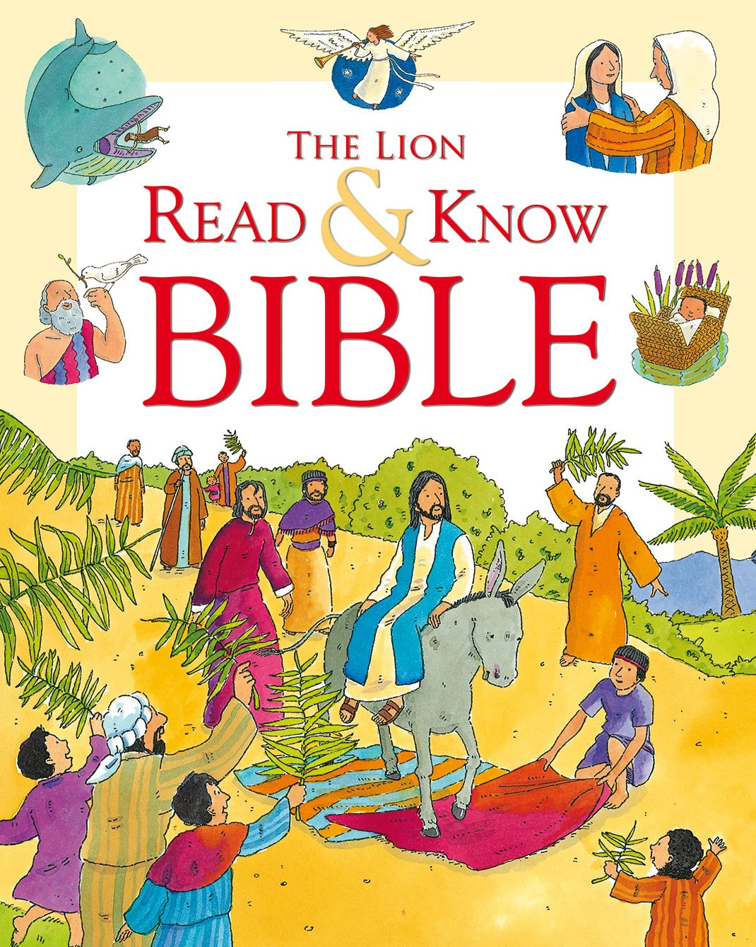 Download The Lion Read and Know Bible pdf