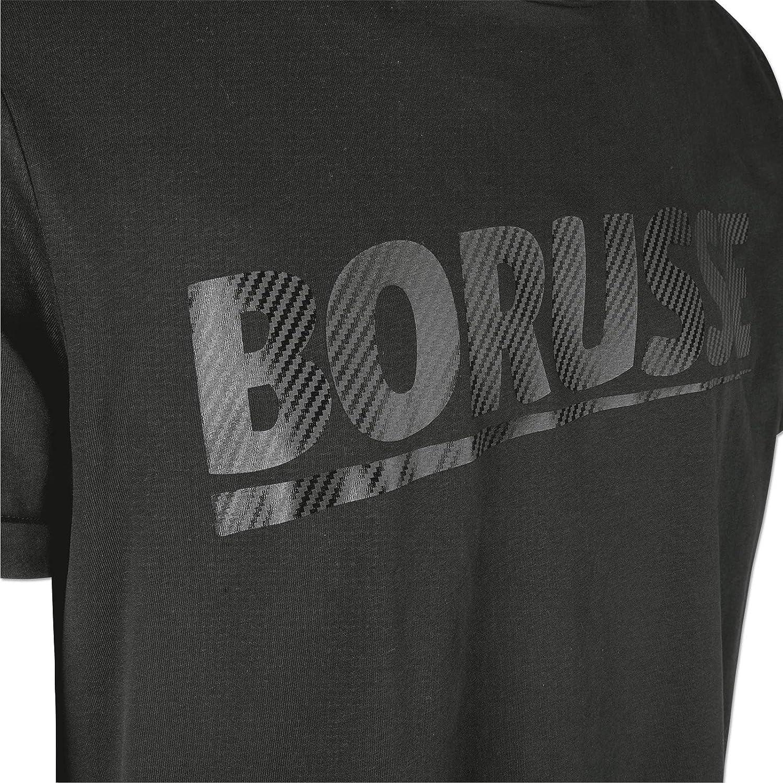 Borusse-T-Shirt schwarz