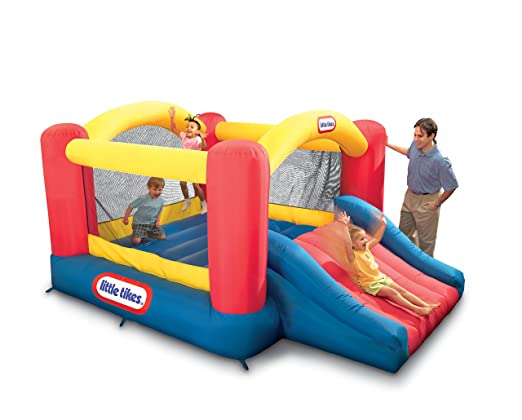 Little Tikes Jump 'n Slide Bouncer Review