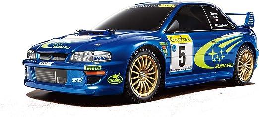 Amazon.com: Tamiya America, Inc 1/10 1999 Subaru Impreza Monte-Carlo 4WD Rally TT-02 Kit, TAM58631: Toys & Games