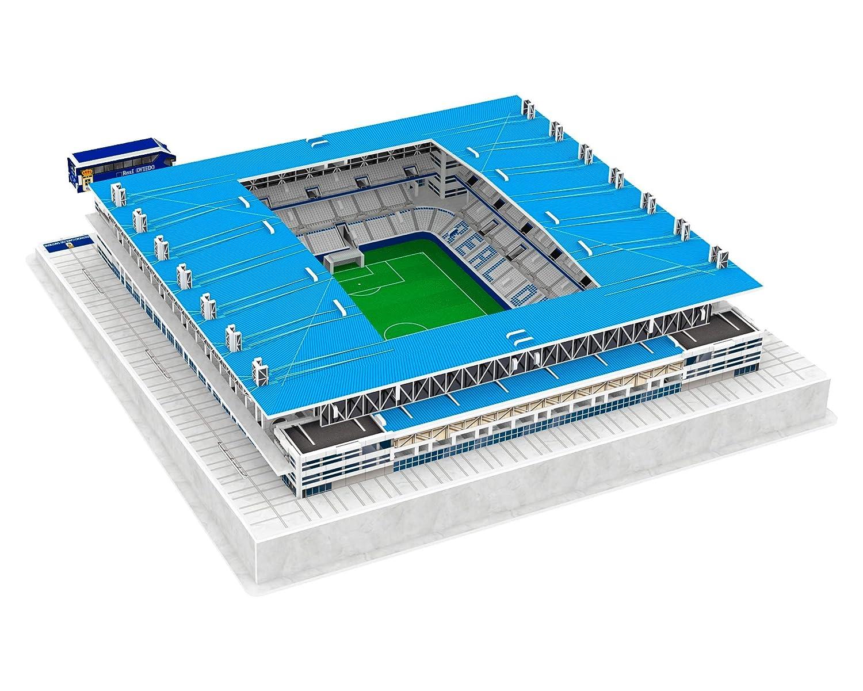 Eleven Force- Puzzle Estadio 3D Carlos Tartiere (R. Oviedo) (10827), (1)
