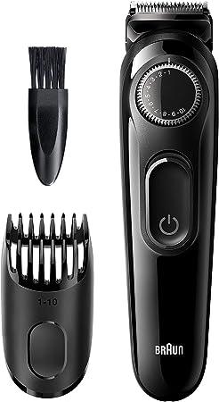 Más afilada, rápida y eficiente que todas las generaciones anteriores de corta barbas Braun para hom