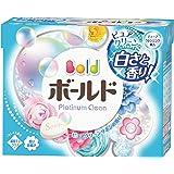 ボールド 洗濯洗剤 粉末 プラチナクリーン ピュアクリーンサボンの香り 通常サイズ 850g