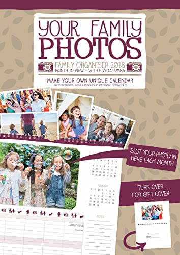 2017 insert create print your own photos a4 spiral bound wall your family photos 2018 p a3 a3 planner solutioingenieria Images