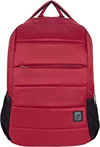 Red Laptop Backpack 15.6 inch for Asus AsusPro, ChromeBook, ROG, TUF, VivoBook, ZenBook, ZenScreen 14 to 15.6
