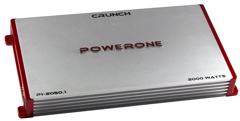 Crunch P1 20501 Car Amplifier Electronics Amp Wiring Diagram
