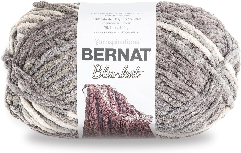 Bernat Blanket Yarn – Best multipurpose yarn for baby blanket