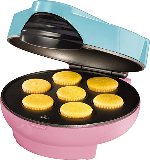 Amazon.com: Nostalgia Electrics ckm100 Electric Cupcake ...