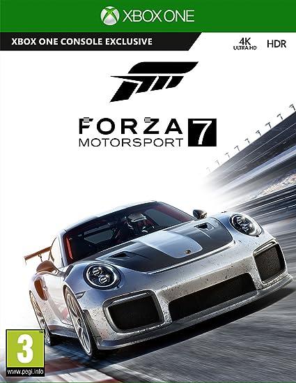 Forza Motorsport 7: Microsoft: Amazon.es: Videojuegos