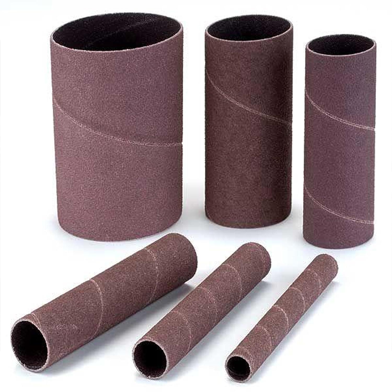 80 grit x 4.5 in. Sanding Sleeve Assortment Industrial Abrasives Co