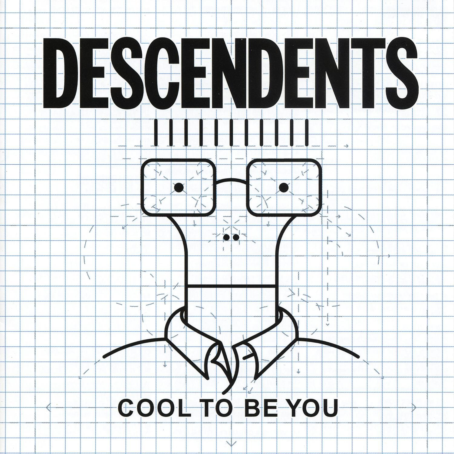 CD : Descendents - Cool To Be You (CD)